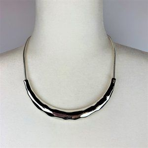 Chloe + Isabel La Lune Sculpted Collar Necklace